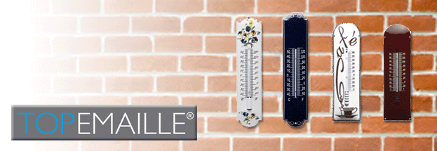 Thermometers topemaille