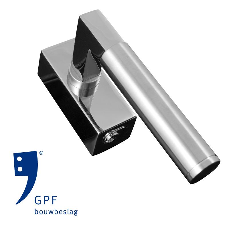GPF RVS matgeborsteld draaikiepbeslag