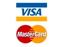 Betalen met creditcard mogelijk