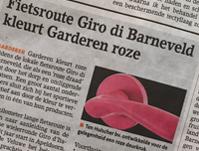 Roze deurkrukken in het nieuws!