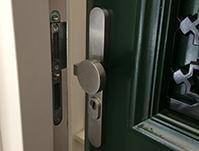 Essentieel deurbeslag: sluitplaten