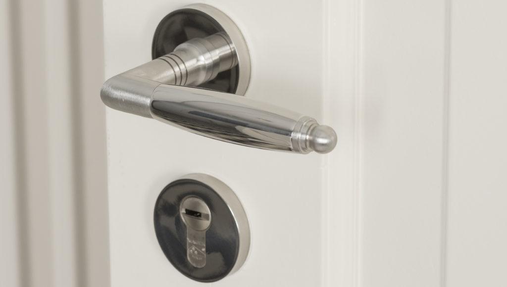 Cilinder New Wave 4 op deur