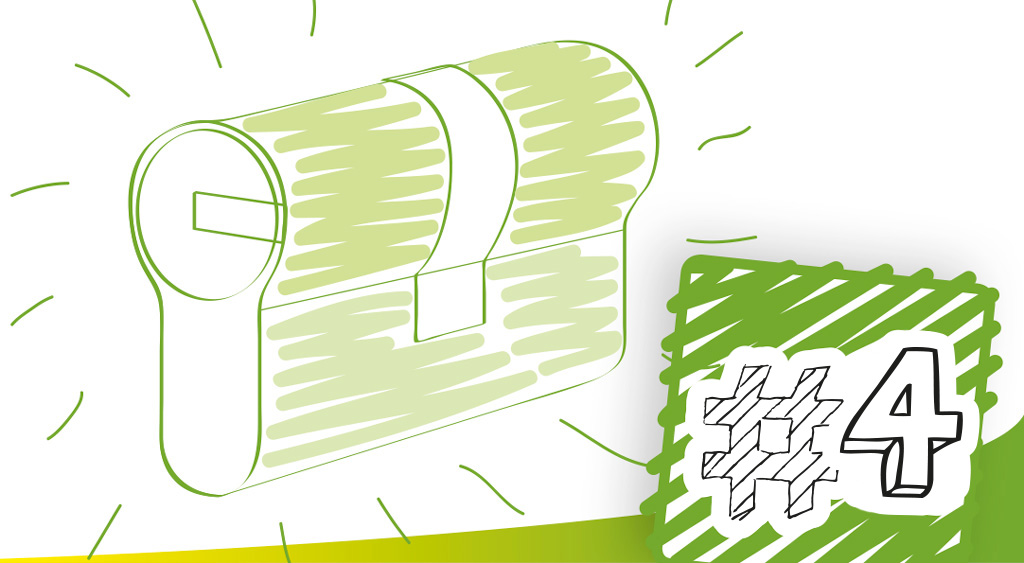 Wereld vol cilinders #4: keersleutelfunctie