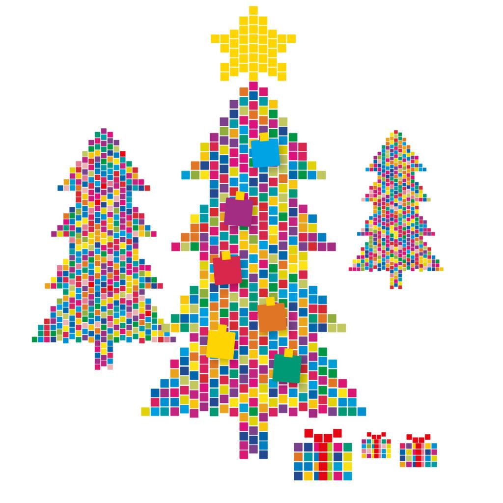 Kerstbomen CC